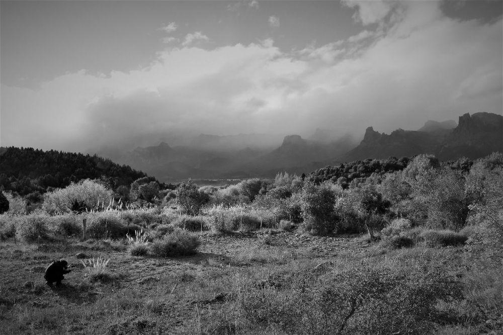 Cerca Valle Encantado - Patagonia
